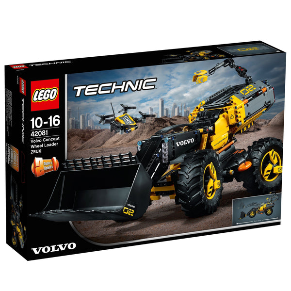 LEGO® Technic - 42081 Volvo Concept Wheel Loader ZEUX