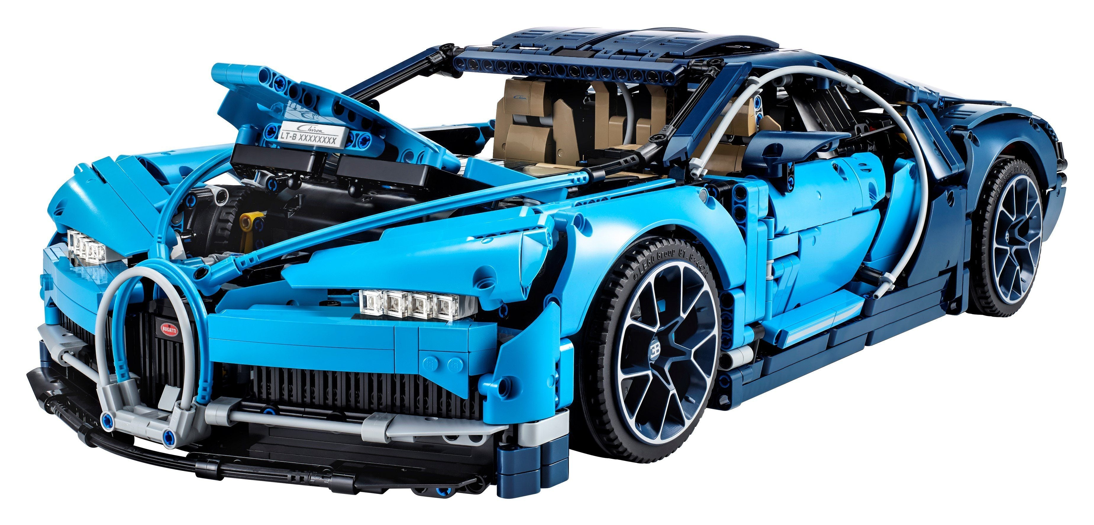 42083 LEGO Technic: Bugatti Chiron - LEGO® Bricks World