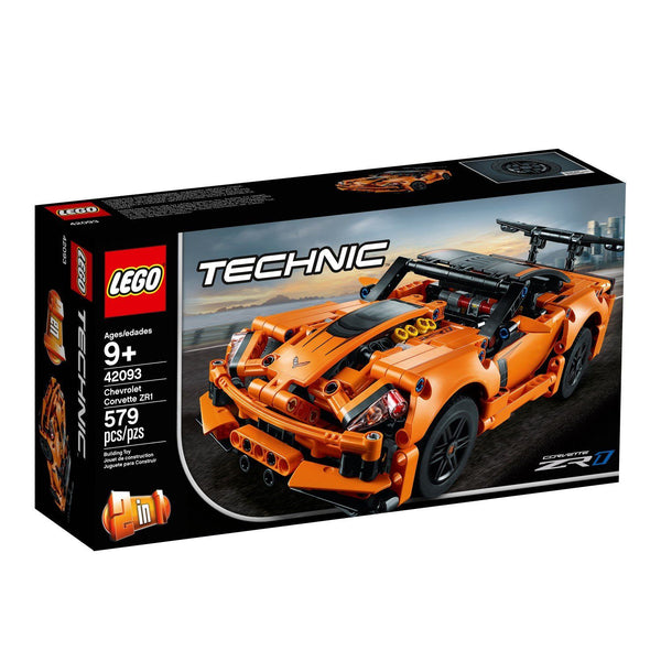 42093 Chevrolet Corvette ZR1 - LEGO® Bricks World