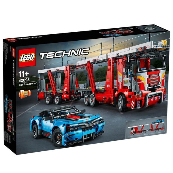 42098 Car Transporter - LEGO® Bricks World