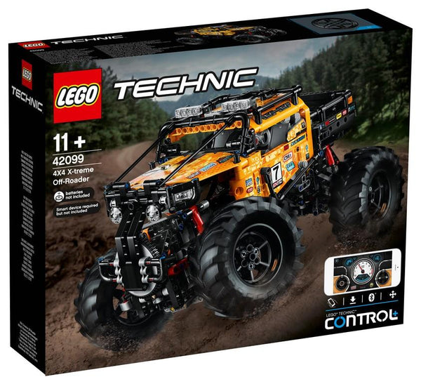 42099 4X4 X-treme Off-Roader - LEGO® Bricks World
