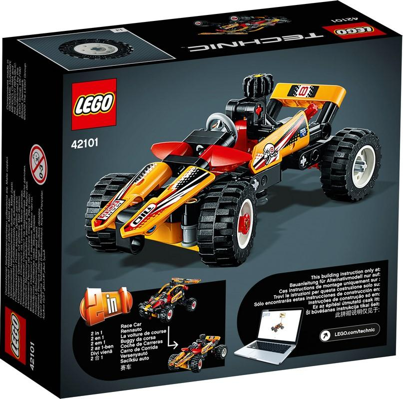 42101 Buggy - LEGO® Bricks World