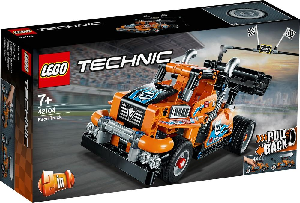 42104 Race Truck - LEGO® Bricks World
