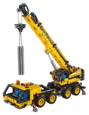42108 Mobile Crane - LEGO® Bricks World