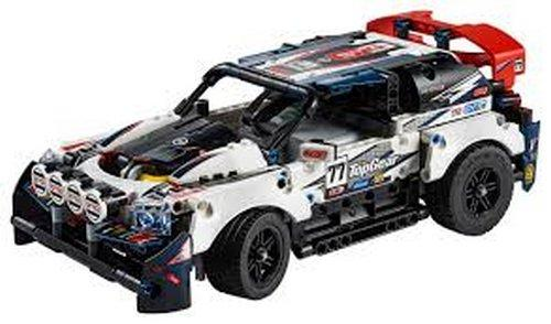42109 App-Controlled Top Gear Rally Car - LEGO® Bricks World