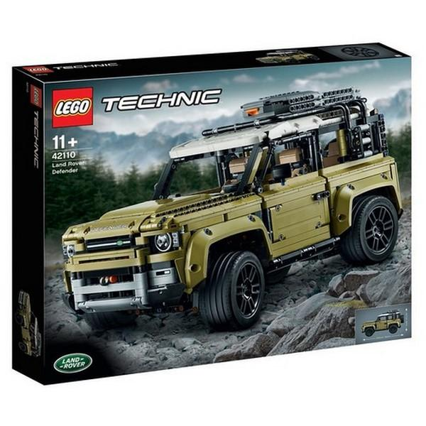 42110 Land Rover Defender - LEGO® Bricks World