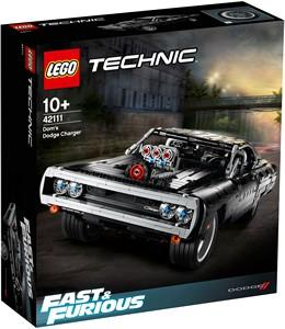 42111 Dom's Dodge Charger - LEGO® Bricks World