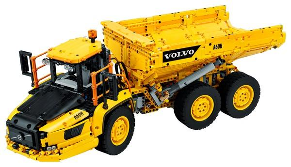 LEGO® Technic - 42114 6x6 Volvo Articulated Hauler