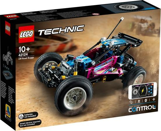 LEGO® Technic - 42124 Off-Road Buggy