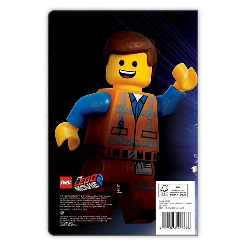 8522926 LEGO MOVIE 2 - Epic Space Note - LEGO® Bricks World