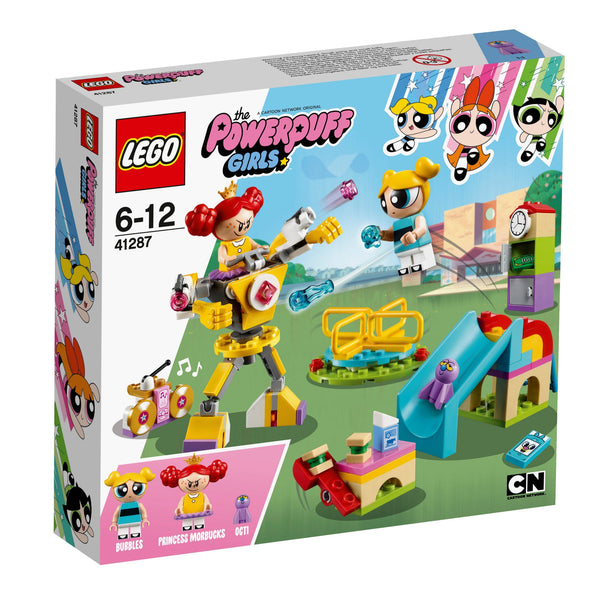 41287 Bubbles' Playground Showdown - LEGO® Bricks World