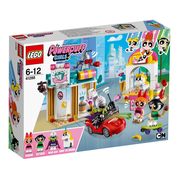 41288 Mojo Jojo Strikes - LEGO® Bricks World