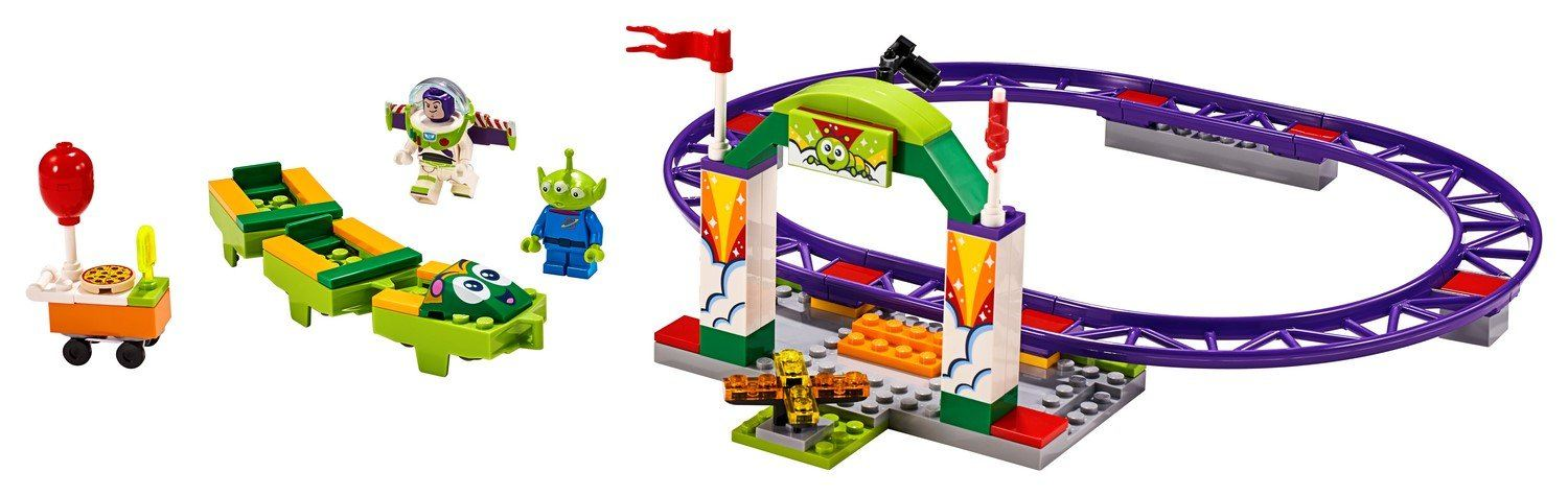 10771 Carnival Thrill Coaster - LEGO® Bricks World