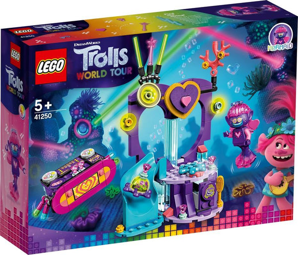 41250 Techno Reef Dance Party - LEGO® Bricks World