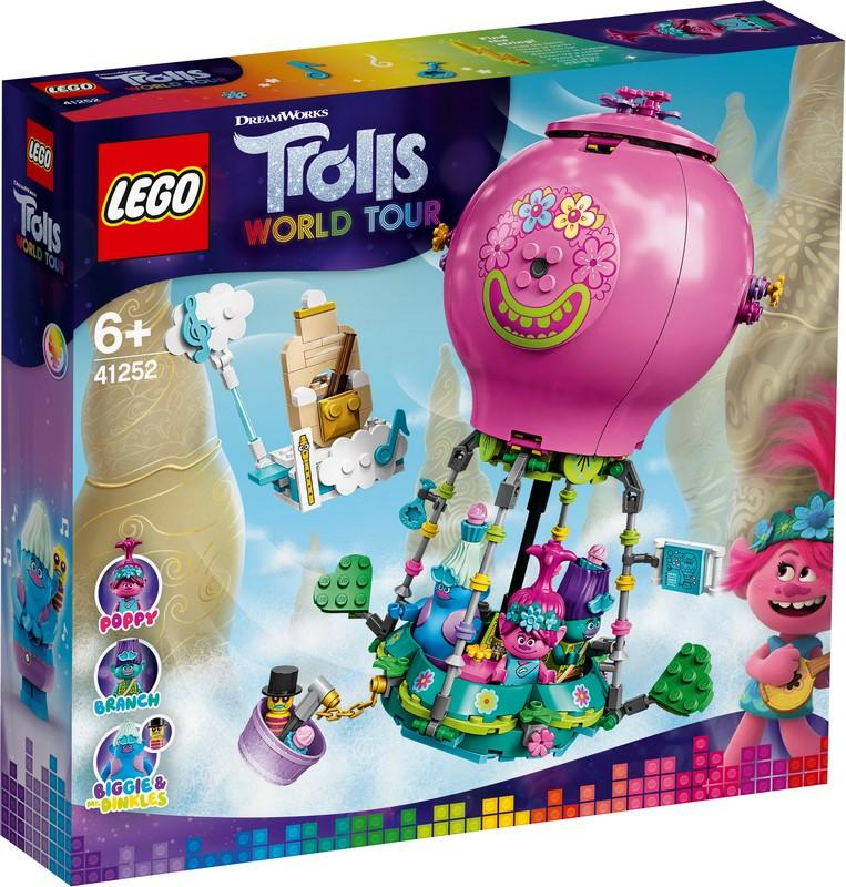 41252 Poppy's Hot Air Balloon Adventure - LEGO® Bricks World