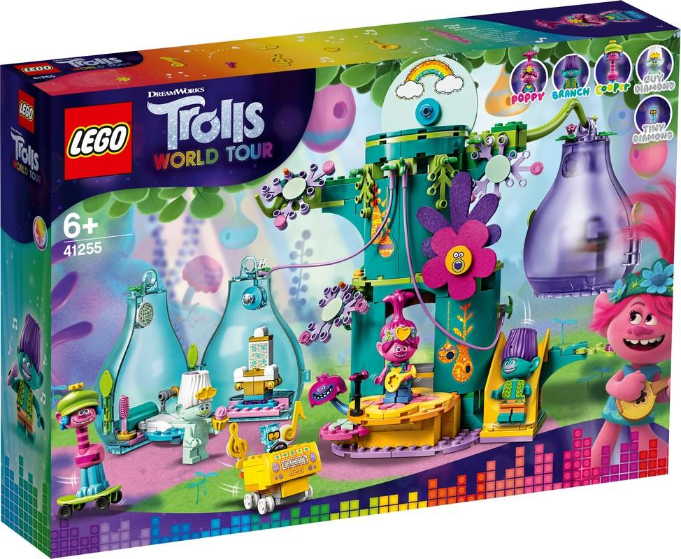 41255 Pop Village Celebration - LEGO® Bricks World