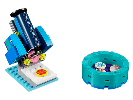 40314 DR. Fox Magnifying Machine - LEGO® Bricks World