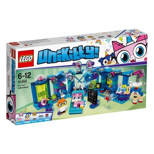 41454 Dr. Fox™ Laboratory - LEGO® Bricks World
