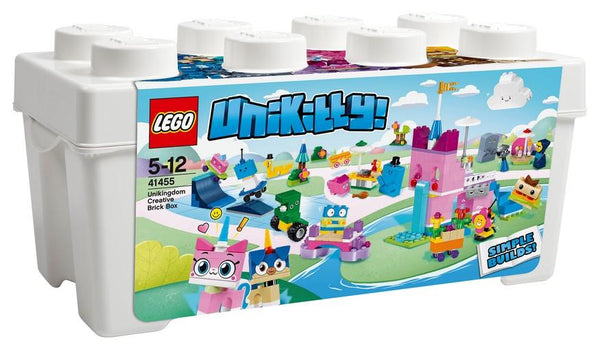 41455 Unikingdom Creative Brick Box - LEGO® Bricks World