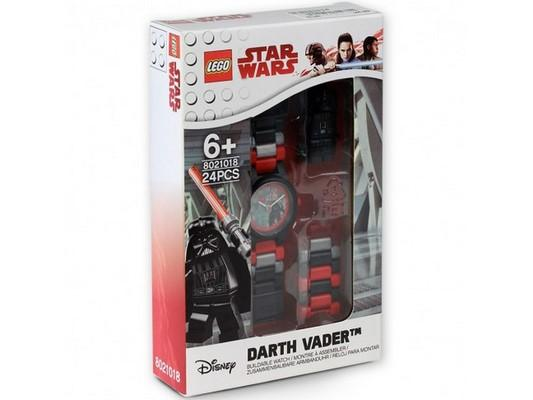 8021018 Darth Vader Minifigure Link Watch - LEGO® Bricks World