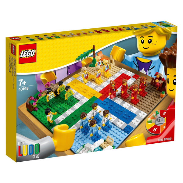 40198 LEGO® Ludo Game - LEGO® Bricks World