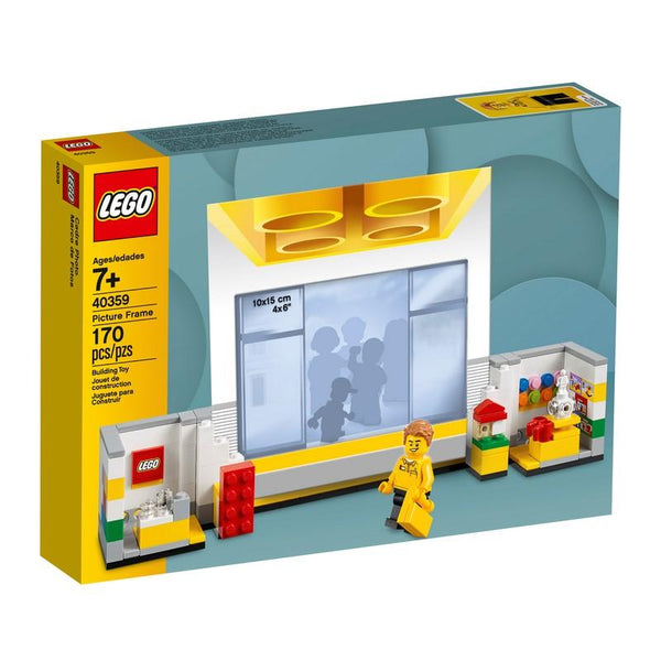 40359 LEGO® Store Picture Frame - LEGO® Bricks World