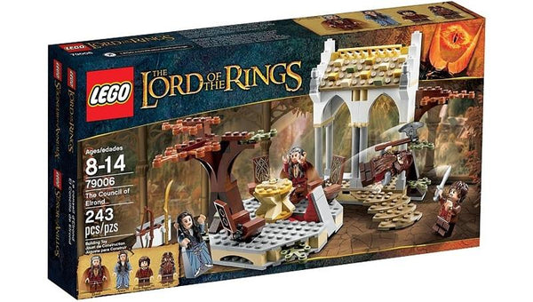 79006 The Council of Elrond - LEGO® Bricks World