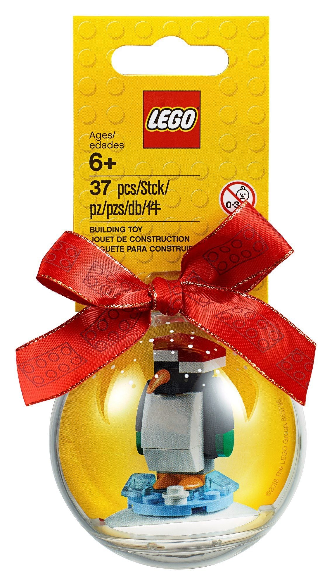 Other - 853796 Penguin Holiday Ornament