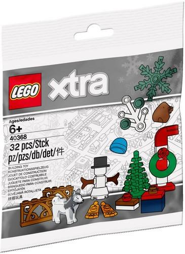 40368 LEGO® xtra Xmas Accessories - LEGO® Bricks World