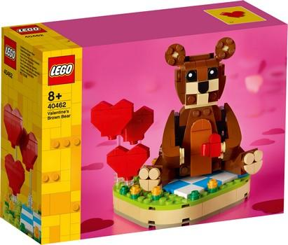 Seasonal - 40462 Valentine's Brown Bear