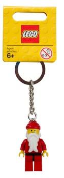6143972 Santa Claus Classic Keychain - LEGO® Bricks World