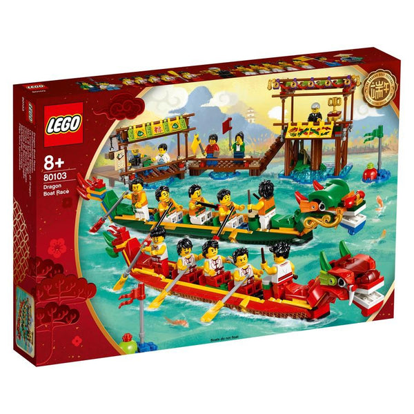 80103 Dragon Boat Race - LEGO® Bricks World