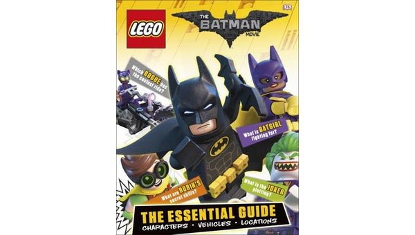 1279496 LEGO Batman Movie Essential Guide - LEGO® Bricks World