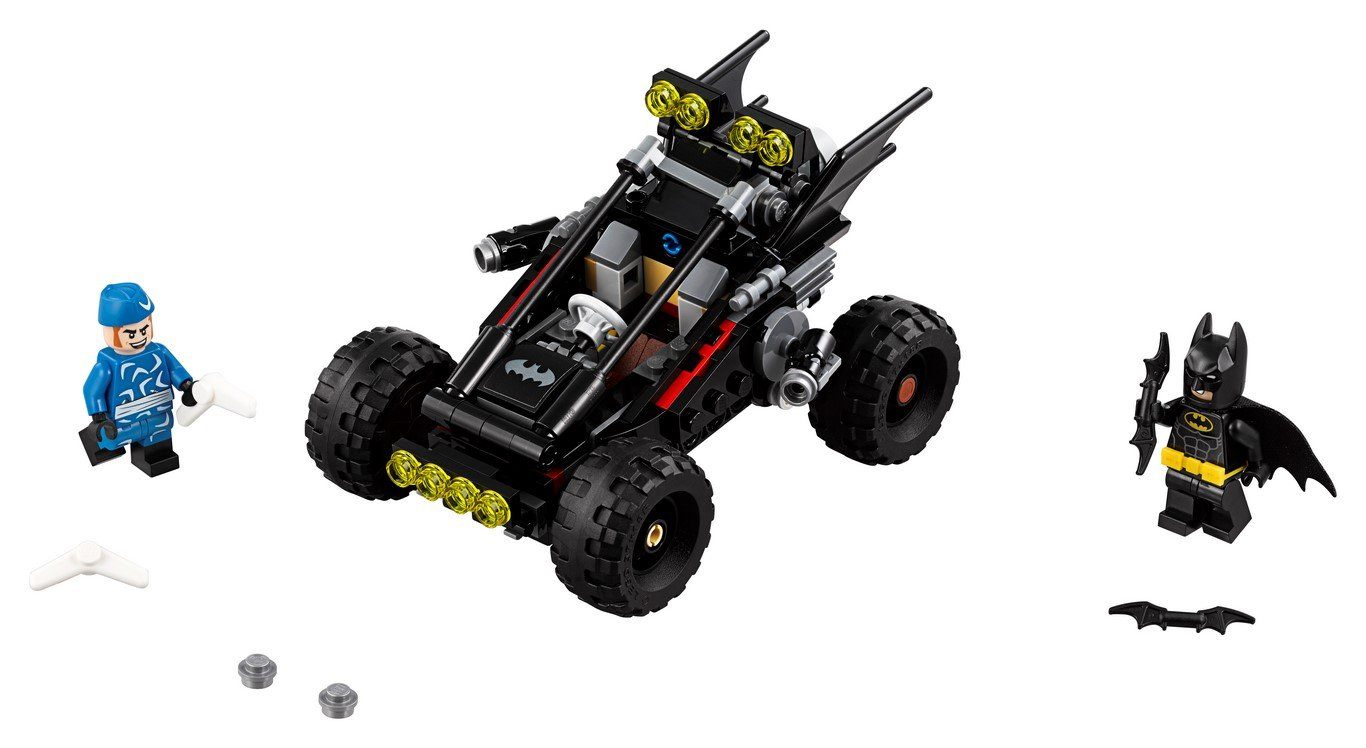 THE LEGO® BATMAN MOVIE - 70918 The Bat-Dune Buggy