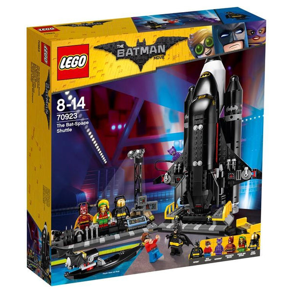THE LEGO® BATMAN MOVIE - 70923 The Bat-Space Shuttle