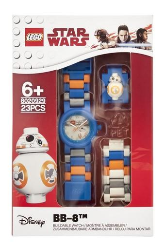 THE LEGO® BATMAN MOVIE - 8020929 Watch BB-8 (BB8) Minifigure Link