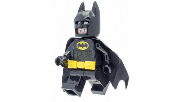 THE LEGO® BATMAN MOVIE - 9009327 Clock Batman Minifigure