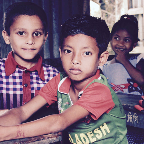 Provide food and tutoring in our daycare for one month - Rahim's story.