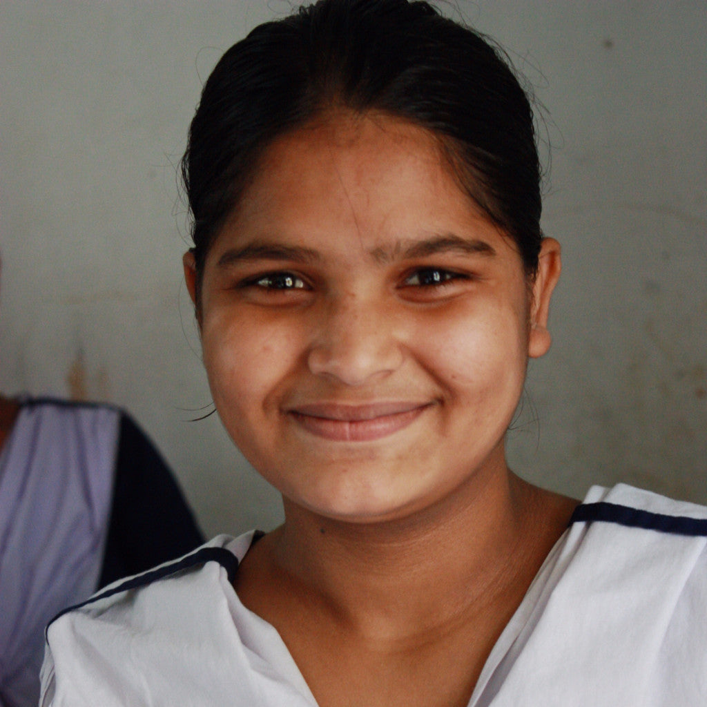 Support a girl in our girl's home for one month - Parvin's story.