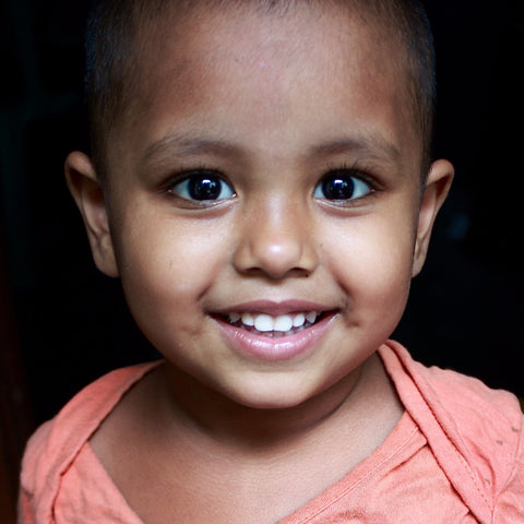 Provide food and tutoring in our daycare for one month - Arifa's story.
