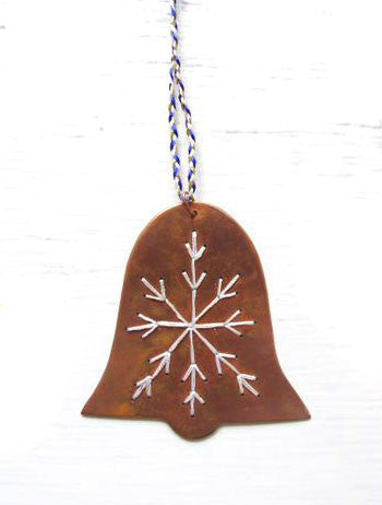 Bell Ornament