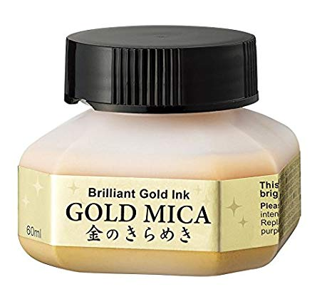 ZIG Gold Mica gold / sliver liquid - 60ml
