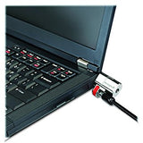 ClickSafe® Keyed Laptop Locks