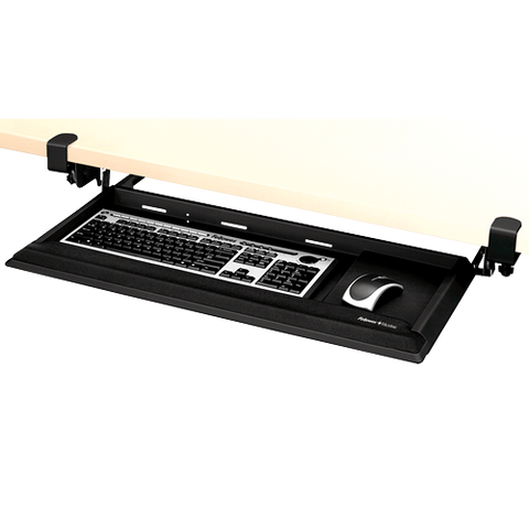 Fellowes Designer Suites™ DeskReady™ Keyboard Drawer