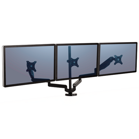 Fellowes Professional Series Triple Monitor Arm
