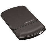 Fellowes Gel Wrist Rest & Mouse Pad w/ Microban