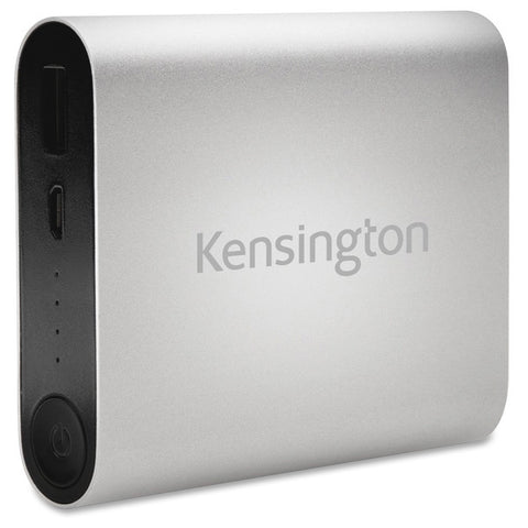 Kensington 10400 USB Mobile Charger — Silver