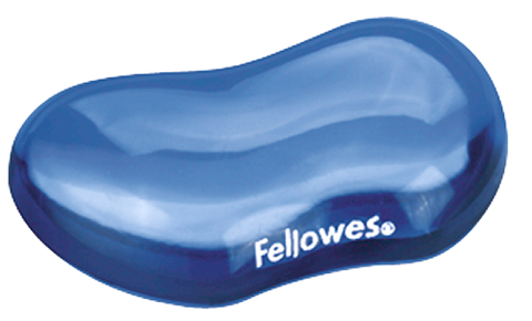 Fellowes Crystal Gel Flex Rest