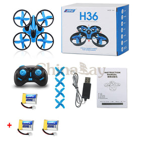 JJRC H36 Mini Drone 6 Axis RC Micro Quadcopters With Headless Mode One Key Return