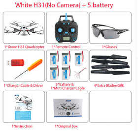 JJRC H31 Headless Mode RC Helicopter Quadcopter Waterproof Drone - Merimobiles